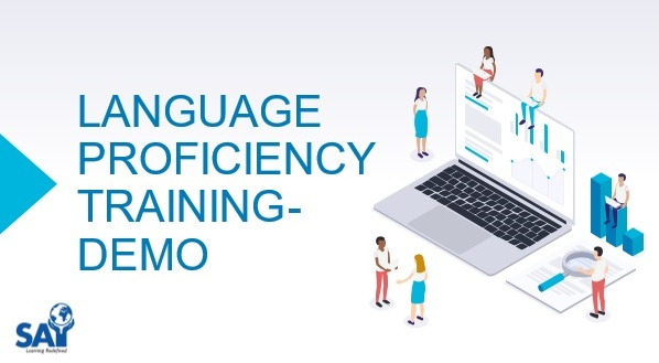 Language Proficiency Training- Demo